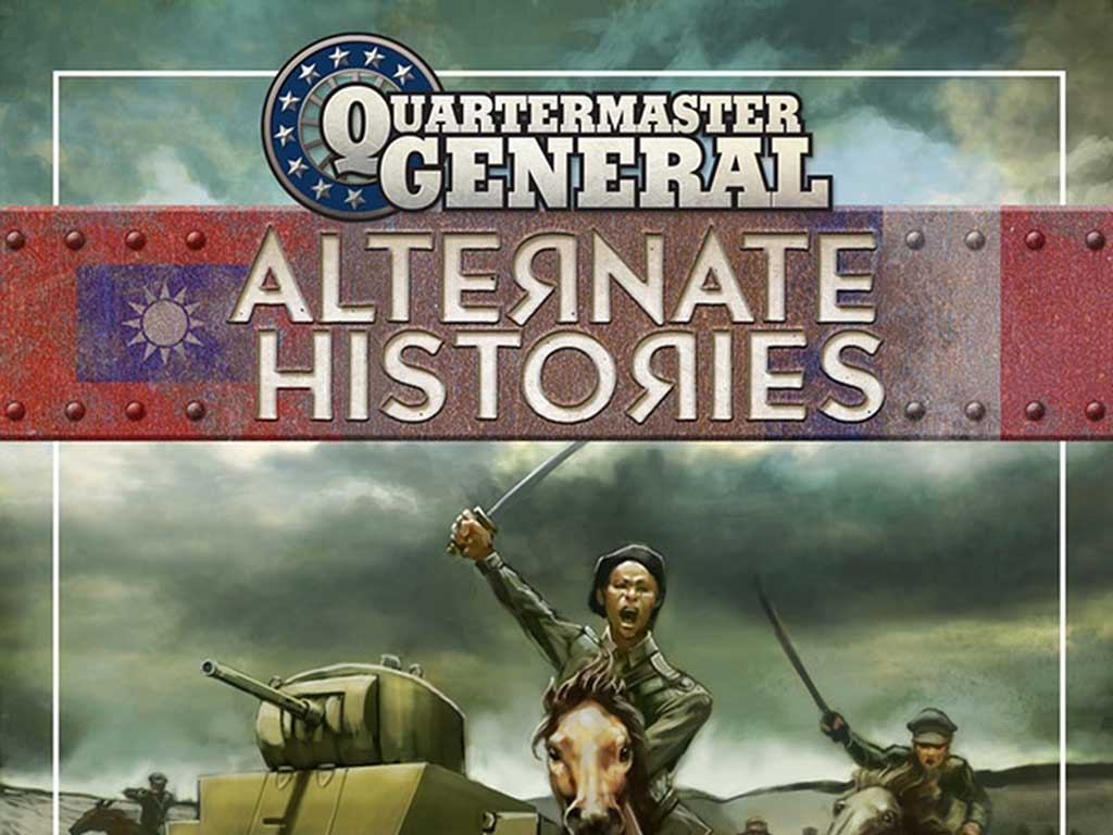 Quartermaster General Expansion - ALTEЯNATE HISTORIES
