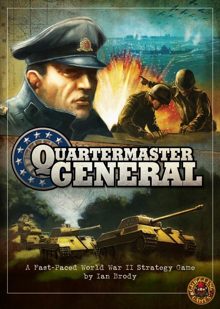 Quartermaster General | Griggling Games