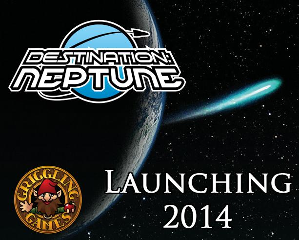 Destination: Neptune Launching 2014