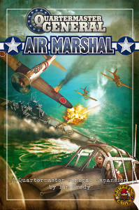 Buy Air Marshal: A Quartermaster General expansion from Amazon.com