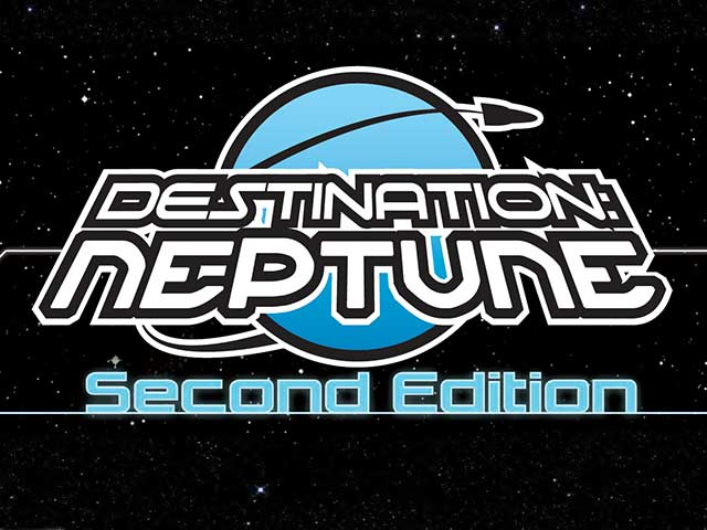 Destination: Neptune Second Edition Expansion