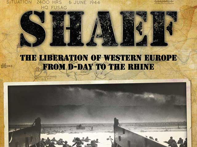 SHAEF: From D-day to the Rhine