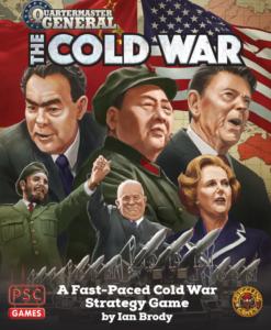 Back Quartermaster General: The Cold War on Kickstarter.com