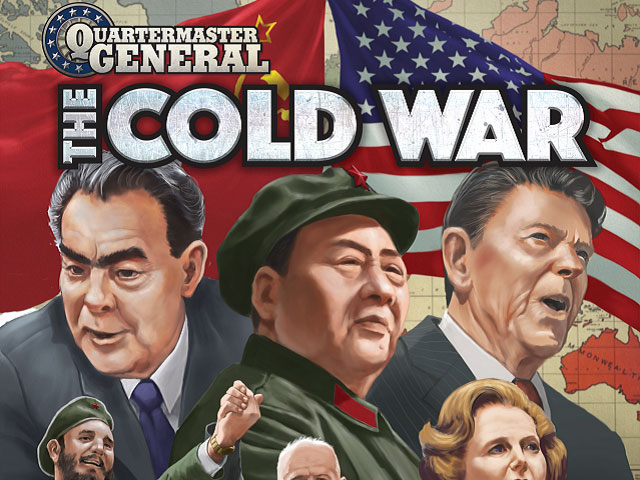 Quartermaster General: Cold War Expansion preorder link