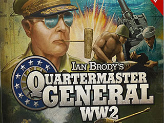 Quartermaster General: Second Edition