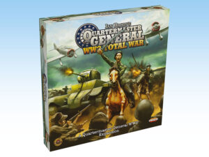 Buy Quartermaster General WW2 Total War Expansion from